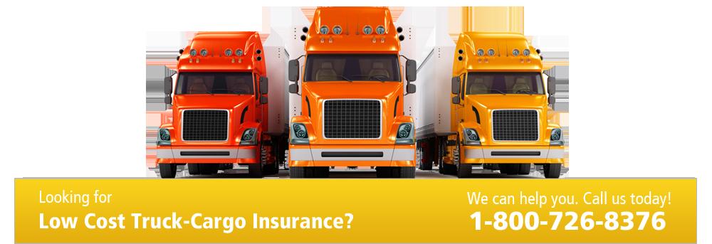 Truck Insurance Cost >> Motor Truck Insurance Cargo Insurance Commercial Cargo